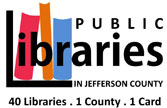 Public Libraries in Jefferson County, Alabama